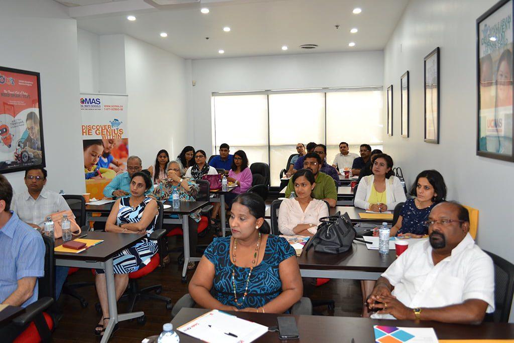 i-Maths Franchisee Training